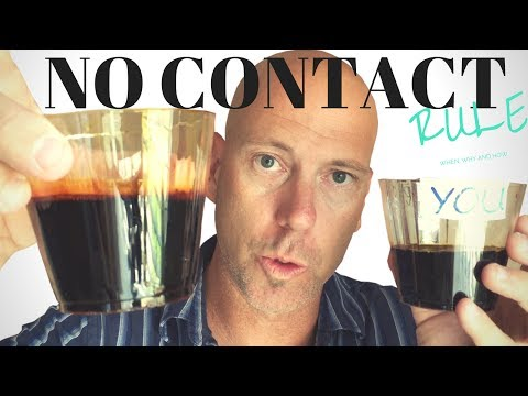 NO CONTACT WITH NARCISSISTS AND TOXIC PEOPLE.