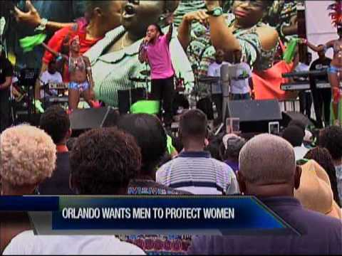 Soca In B Square  Artistes Speak Out Against Violence Against Women
