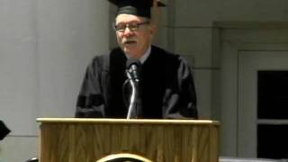 2009 - Award-Winning Civil Rights Historian John Dittmer Addresses DePauw Graduates