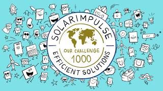 Solar Impulse #1000solutions