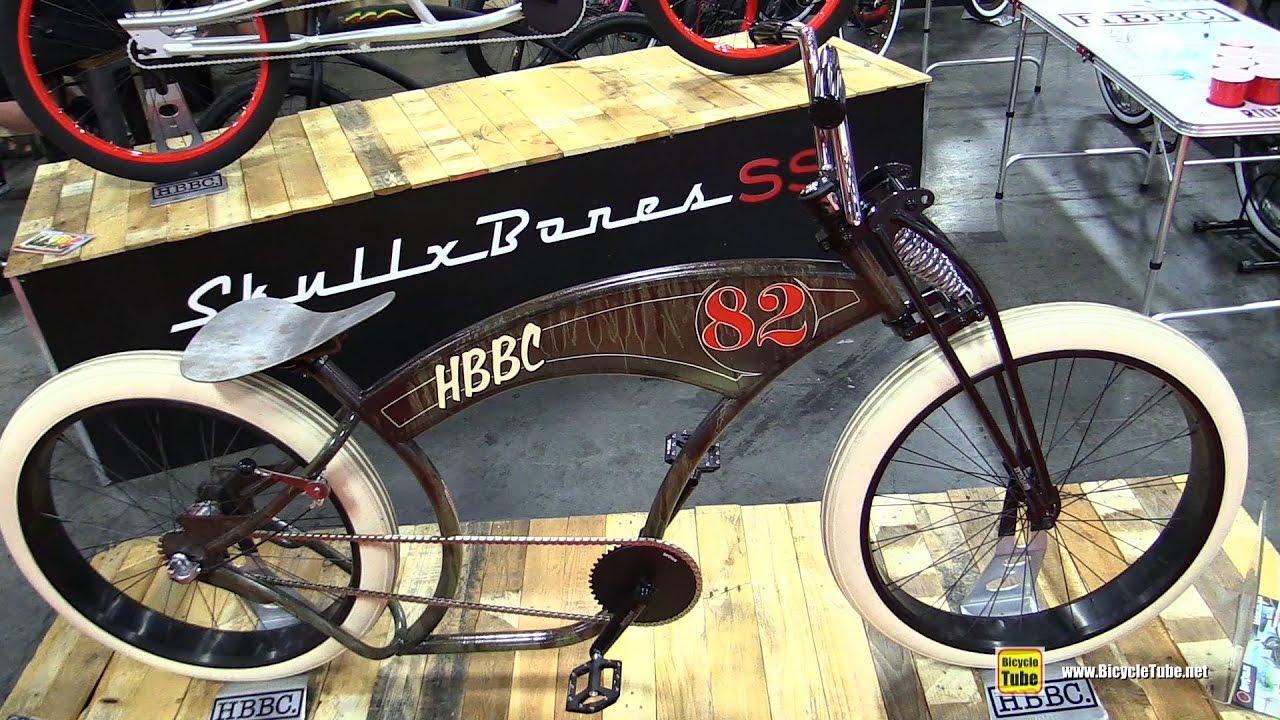 2017 Hbbc Custom Cruiser Bike Walkaround 2016 Interbike Las Vegas Youtube