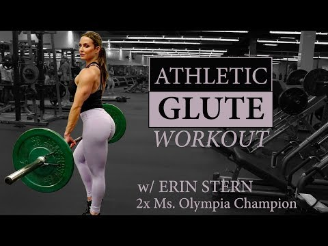 Ron And Ian - Erin Stern Has The Best Exercises For Your Glutes!!