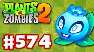 Plants vs. Zombies 2 - Gameplay Walkthrough Part 574 - Electric Blueberry Premium Seeds Epic Quest!