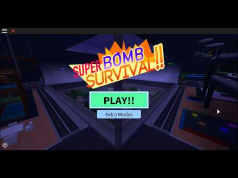 Roblox: [] Super Bomb Survival [] THIS IS A NICE TELEVISION!!!