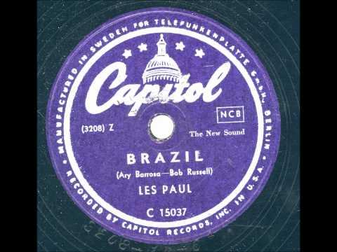 Les Paul - Brazil