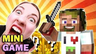 ч.04 Lucky Block Wars Minecraft - Нас точно ЗАБАНЯТ!!!