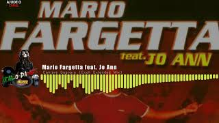 Mario Fargetta feat. Jo Ann - Cantare Sognare (Ecoh Extended Mix)