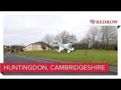 New Redrow Homes In Huntingdon, Cambridgeshire