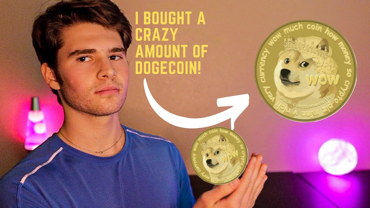 I Bought Dogecoin... | How to Buy and What is it?
