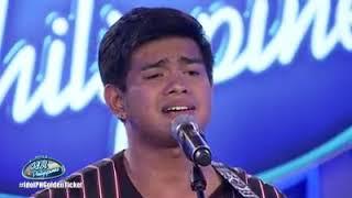 Daniel Ombao - Nobela / Idol Philippines 2019