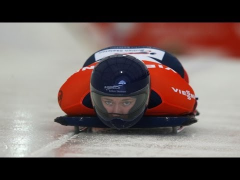 FIBT | Women's Skeleton World Cup 2013/2014 - Calgary Heat 2