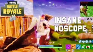 INSANE NOSCOPE - NEW WORLD CUP SKIN 2018 - FORTNITE BATTLE ROYALE! | TEAM BLITZZ!