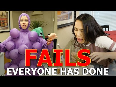 FAILS EVERYONE HAS DONE - Merrell Twins