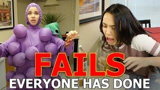 FAILS EVERYONE HAS DONE - Merrell Twins thumbnail