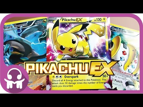 ASMR UNBOXING | Pokemon Cards | Pikachu EX Legendary Collection Box