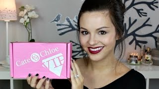 Cate & Chloe August VIP Unboxing Thumbnail