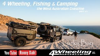 4 Wheeling & Beach Fishing, part 1/6