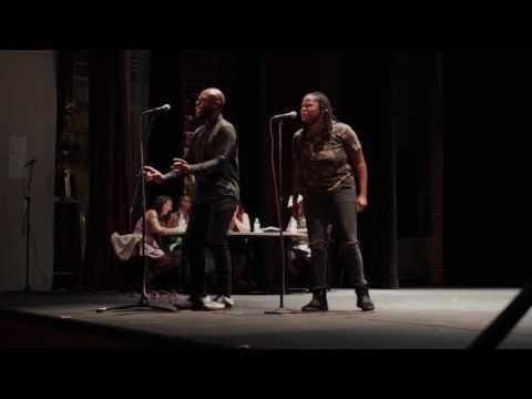 """Mother's Prayer"" - Jaime Lewis & Roya Marsh - Nuyorican Poets Cafe"