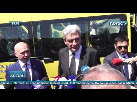 O nouă donație pentru elevii din Republica Moldova din partea României
