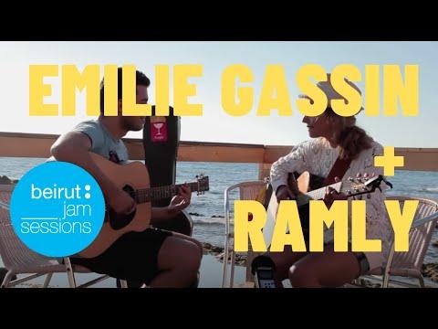 Beirut Jam Sessions   Emilie Gassin & Elie Ramly - A little bit of love