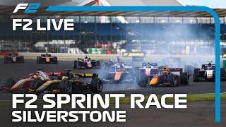 LIVE: Formula 2 Sprint Race! Silverstone Grand Prix 2020