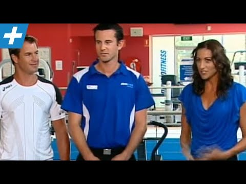 The Biggest Loser - Injury Masterclass | Channel 10
