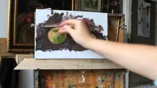 Видеоурок по рисованию. Натюрморт