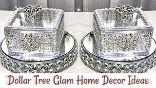 Dollar Tree Glam Home Decor Great Ideas #homedecor #springdecor #dollartree #blingismything