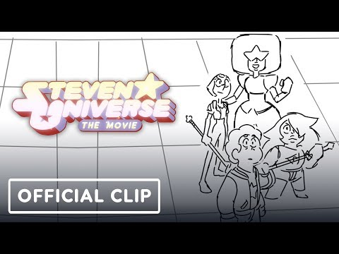 "Steven Universe: The Movie - ""True Kinda Love"" Exclusive Animatic"