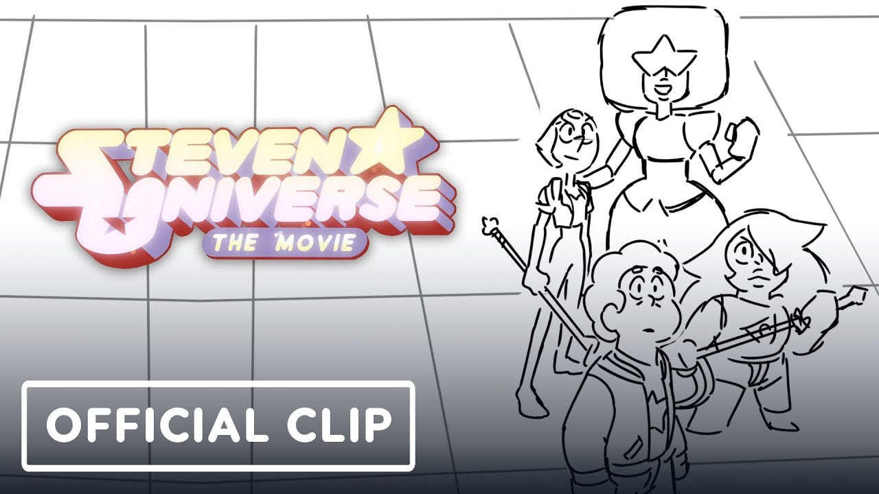 "Steven Universe: O Filme - Animação Exclusiva ""True Kinda Love"" + vídeo"