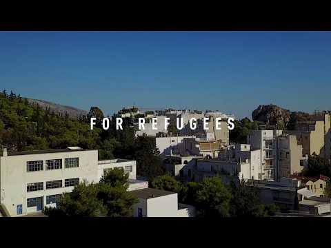 Permanent Skatepark in Athens (Fundraiser Video) | Free Movement Skateboarding