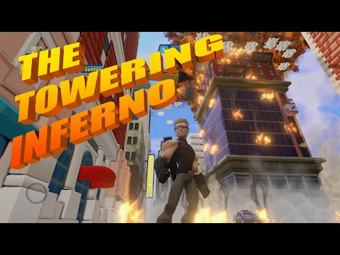 Disney Infinity 3.0 - The Towering Inferno