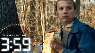 How Netflix hooks you into Stranger Things  (The 3:59, Ep. 303)