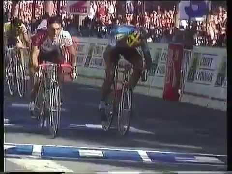 Tour de France 1995 Stage 20 Abdoujaparov Champs Elysees SD