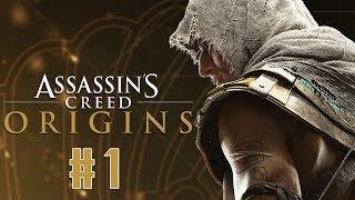 SUİKASTÇİLERİN DOĞUŞU ! | Assassin's Creed Origins Türkçe Bölüm 1