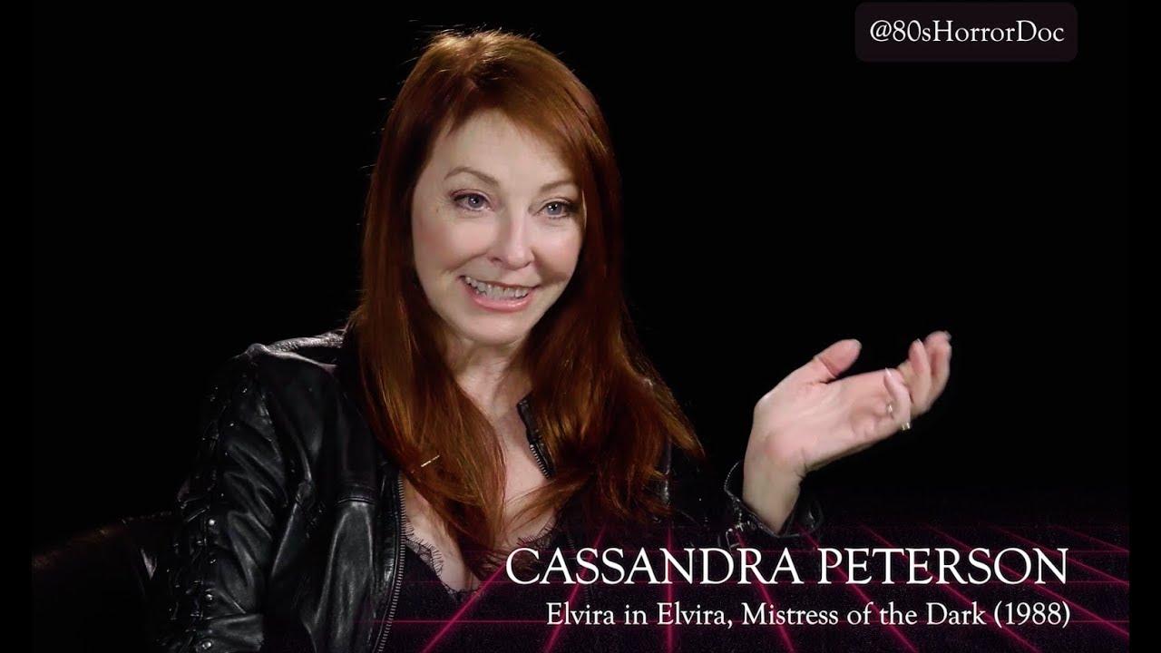 Cassandra Peterson 1970's