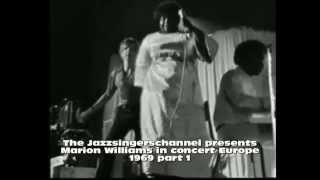 Marion Williams in concert Europe 1969 part 1
