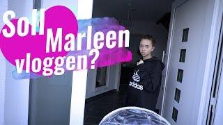 Marleen vloggt / Unser Garten wird gemacht / 2.11.17 / MAGIXTHING