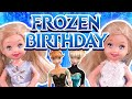 Barbie The Twins Frozen Birthday Ep 186 mp3