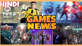 🎮GAMES NEWS FOR ANDROID,PC AND FOR CONSOLE