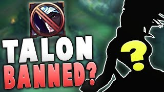 they thought banning my talon was enough... i proved them wrong