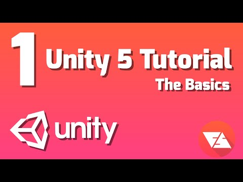 Unity 5 Tutorial - Make a Game Without Programming