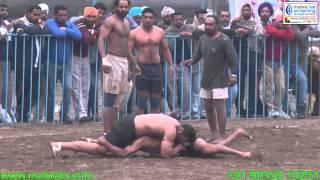 KUBBE (Ludhiana) Kabaddi Tournament - 2014. Part 2nd.