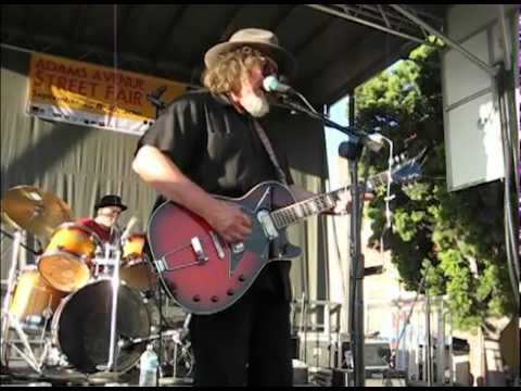 Peter Case Performs at Adams Avenue Street Fair - A Music Video by Patty Mooney