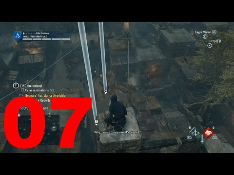 Assassin's Creed: Unity - Part 7 - Let's do This (Let'S Play / Walkthrough / Gameplay)