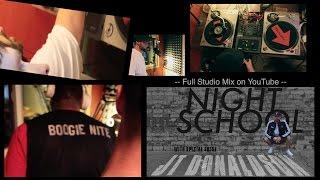 NightSchool w/ JT Donaldson on XRAY.FM Trailer