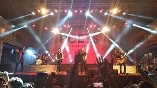 Poets Of The Fall Cradled In Love Live Kolkata 2018 NH7 Weekender Express