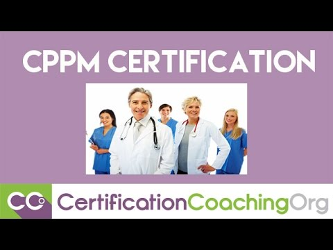 CPPM Certification | Physician Practice Management Certification ...