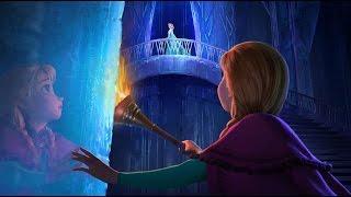 Холодное сердце. Анна пришла к Эльзе в замок.