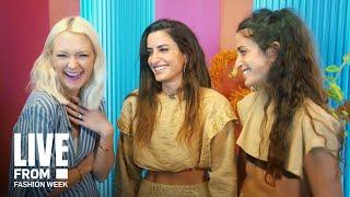 RaisaVanessa Sisters Dress Katy Perry, Rita Ora, Taylor Swift & More   NYFW   E!